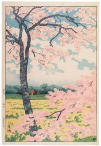 thumbnail Takahashi Shōtei – Nekata (The Moon and Flowers in Snow) [from Shotei (Hiroaki) Takahashi: His Life and Works]