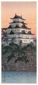 thumbnail Takahashi Shōtei – Nagoya Castle [from Shotei (Hiroaki) Takahashi: His Life and Works]