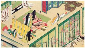 松岡映丘 – 御ぐしあげ (枕草子) [松岡映丘展:没後40年記念より]のサムネイル画像
