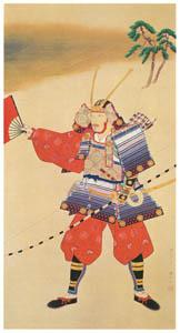 松岡映丘 – 屋島の義経 [松岡映丘展:没後40年記念より]のサムネイル画像