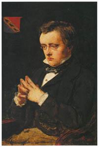 thumbnail John Everett Millais – Wilkie Collins [from John Everett Millais Exhibition Catalogue 2008]