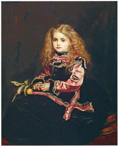 thumbnail John Everett Millais – Souvenir of Velasquez [from John Everett Millais Exhibition Catalogue 2008]