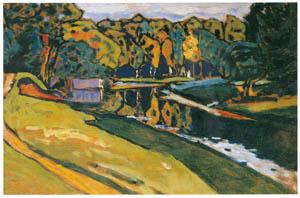 thumbnail Wassily Kandinsky – Autmn – Study [from KANDINSKY]