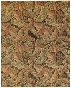 ウィリアム・モリス – アカンサスのデザイン [William Morris Full-Color Patterns and Designsより]のサムネイル画像