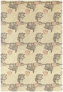 ウィリアム・モリス – リンゴのデザイン [William Morris Full-Color Patterns and Designsより]のサムネイル画像