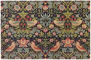 ウィリアム・モリス – イチゴ泥棒のデザイン [William Morris Full-Color Patterns and Designsより]のサムネイル画像