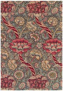 ウィリアム・モリス – ウォンドルのデザイン [William Morris Full-Color Patterns and Designsより]のサムネイル画像