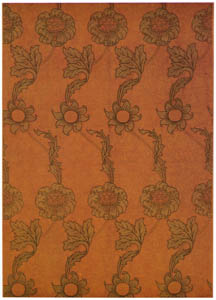 ウィリアム・モリス – ケネットのデザイン [William Morris Full-Color Patterns and Designsより]のサムネイル画像