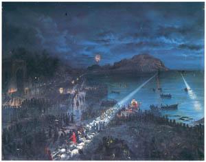 ラグーザ玉 – 聖女ロザリア祭 [図録 ラグーザ玉展より]のサムネイル画像