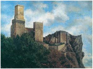 thumbnail Kiyohara Tama – Old Castle [from Tama Eleonora Ragusa]