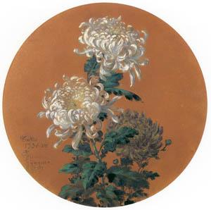 ラグーザ玉 – 菊 [図録 ラグーザ玉展より]のサムネイル画像
