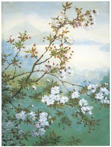 thumbnail Kiyohara Tama – Cherry Blossoms [from Tama Eleonora Ragusa]