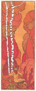 thumbnail George Barbier – Chant Pastoral [from BARBIER COLLECTION II LES CHANSONS DE BILITIS]