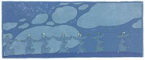thumbnail George Barbier – Les Danses au Clair de Lune [from BARBIER COLLECTION II LES CHANSONS DE BILITIS]