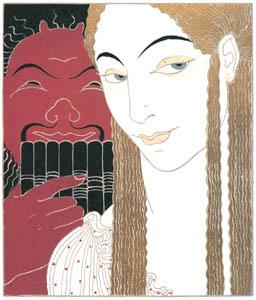 ジョルジュ・バルビエ – 胸の張り裂けるような思い出 [バルビエ・コレクション II ビリチスの歌より]のサムネイル画像