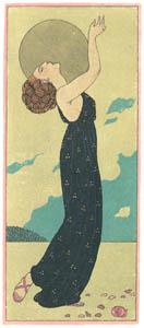 ジョルジュ・バルビエ – 秘儀 [バルビエ・コレクション II ビリチスの歌より]のサムネイル画像