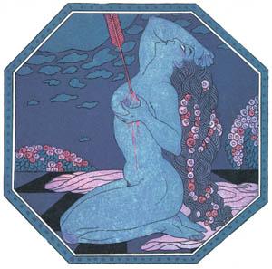 ジョルジュ・バルビエ – 最後の愛人 [バルビエ・コレクション II ビリチスの歌より]のサムネイル画像