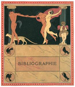thumbnail George Barbier – Bibliographie [from BARBIER COLLECTION II LES CHANSONS DE BILITIS]