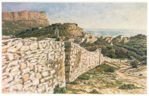 thumbnail Henri Rivière – Cassia, janvier 1924 [from Maître français de l ukiyo-e Henri Rivière]